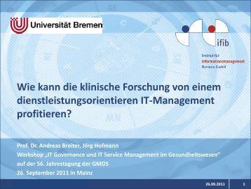 Datei GMDS2011_Breiter_Hofmann.pdf - ifib
