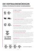DAS SICHERHEITS- PRÃœFZEICHEN VON UL - UL.com - Page 4