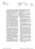 Klinische Versuche: Verantwortung und Kontrolle - Erklärung von Bern - Page 2