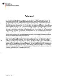 Präambel - Bremer Sportjugend