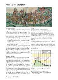 Neue Städte entstehen - C.C. Buchner