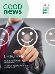 Apothekenmagazin jetzt downloaden - EurimPharm Arzneimittel ...
