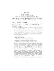 TC-7 - IFIP