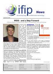 September 2005 - IFIP