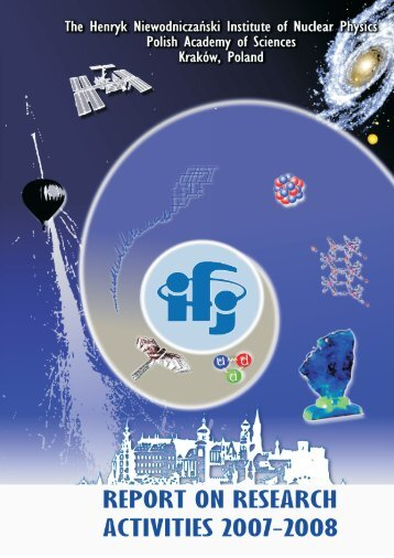 Applied physics and interdisciplinary researc h - Instytut Fizyki ...
