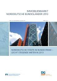 immobilienmarkt norddeutsche bundesländer 2013 - DG Hyp