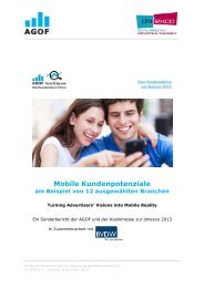 zum Download - Agof