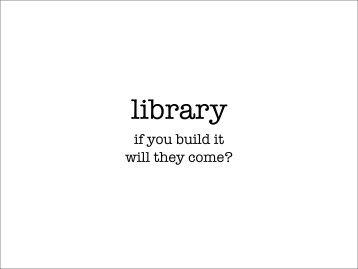 library - Die IFLA in Deutschland