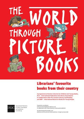 Librarians' favourite books from their country - IFLA
