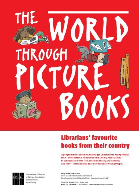 Librarians Favourite Books From Their Country Ifla