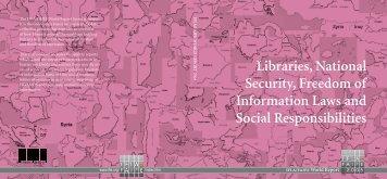 World Report 2005 - IFLA