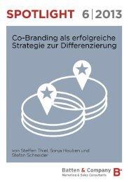 Spotlight Co-Branding - Batten & Company
