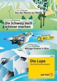 Die Lupe 03/2013 - Die Post