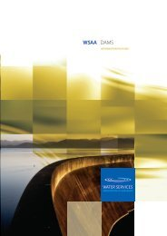 WSAA Dams Information Pack