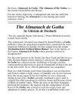 Almanach de Gotha - Page 2