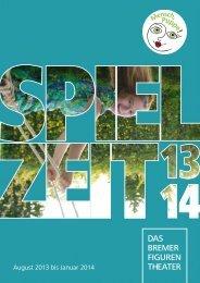 Mensch, Puppe! Spielzeit 2013/14 (application/pdf ... - Bremen