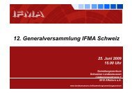 2 - IFMA Schweiz