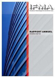 Rapport du Groupe régional de Zurich - IFMA Schweiz