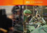 Die Augen-Docs - Geschichten - Südwestrundfunk