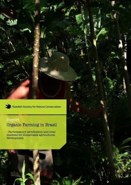 Organic farming in Brazil - ifoam