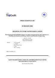 Agent-based simulation platform for evaluating management ... - IFOR