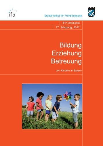 Infodienst Innenseiten 2012.qxd - IFP - Bayern