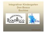 Präsentation_Kindergarten Don Bosco Buchloe ... - IFP