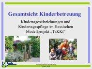 Diez-König Modellprojekt Takkt - IFP