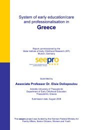 Commissioned report Greece - IFP