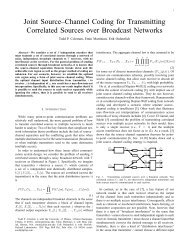 Joint Source–Channel Coding for Transmitting Correlated Sources ...