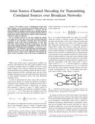 Joint Source-Channel Decoding for Transmitting Correlated Sources ...