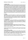 Download Conditions of sale - Page 3