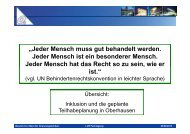 Bericht Oberhausen