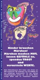 Kindertheater 2013 - Emmerich