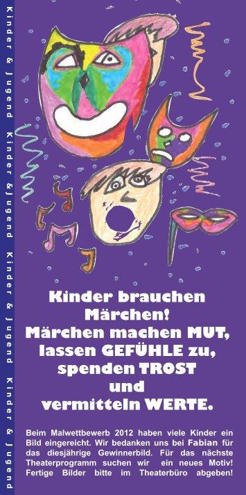 Kindertheater 2013 - Emmerich