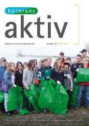 Aktuelles aus unserem Ortsgeschehen Ausgabe 167   Mai 2010