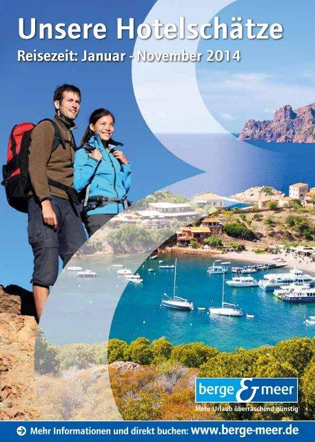 Unsere Hotelschätze - Berge & Meer
