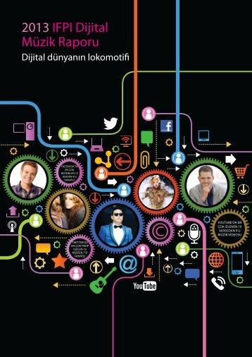 2013 IFPI Dijital Müzik Raporu