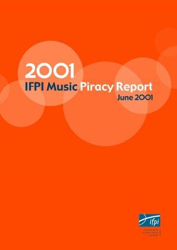 8136 DES IFPI PIRACY REPORT