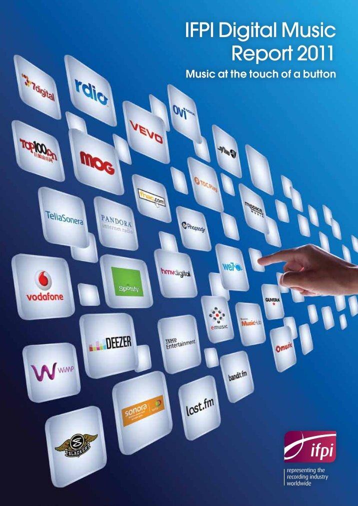 ifpi 2013 世界の音楽業界を代表する団体、ifpi(国際レコード産業連盟)が2013年のデジタル音楽の動向をまとめたレポート「digital music report」を発表しました。.