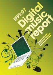 La musica digitale nel 2007 Un mondo nuovo - IFPI
