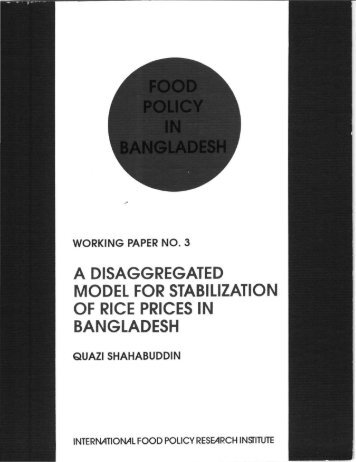 Print FB 3.tif (86 pages) - International Food Policy Research Institute