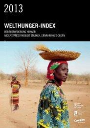 Widerstandsfähigkeit stärken Ernährung sichern - International Food ...