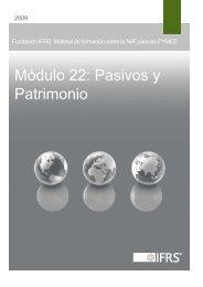 Módulo 22: Pasivos y Patrimonio - International Accounting ...
