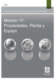 Módulo 17: Propiedades, Planta y Equipo - International Accounting ...