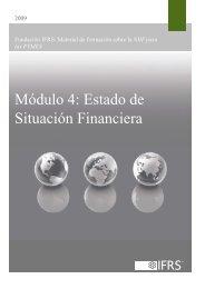 Módulo 4: Estado de Situación Financiera - International Accounting ...