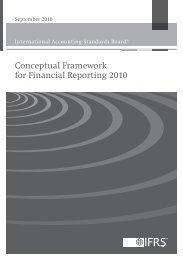 Conceptual FW 2010.fm - International Accounting Standards Board