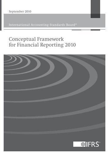 Conceptual FW 2010.fm - International Accounting Standards Board