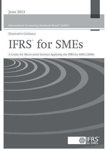 IFRS Accounting Manual for Small Businesses
