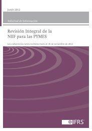NIIF para las PYMES - International Accounting Standards Board